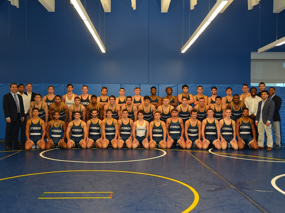 2018-19 Wrestling Roster - Ithaca College Athletics