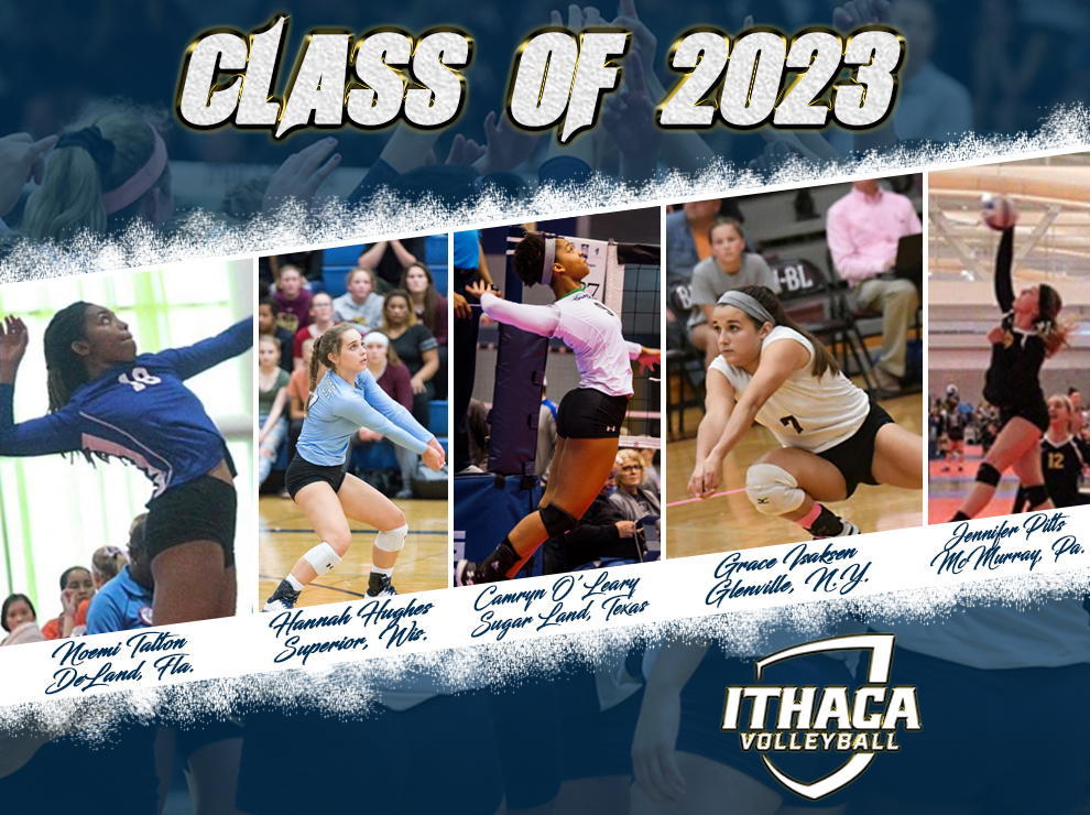 Volleyball Introduces Five Newcomers in 2019 Recruiting