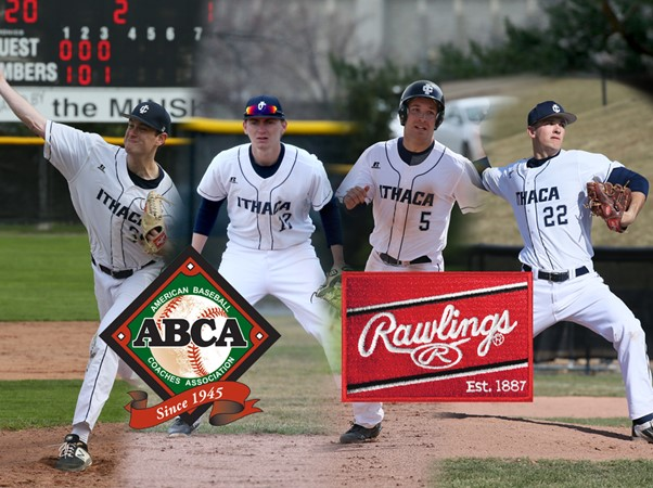 ABCA/Rawlings Names Four from Baseball to New York All